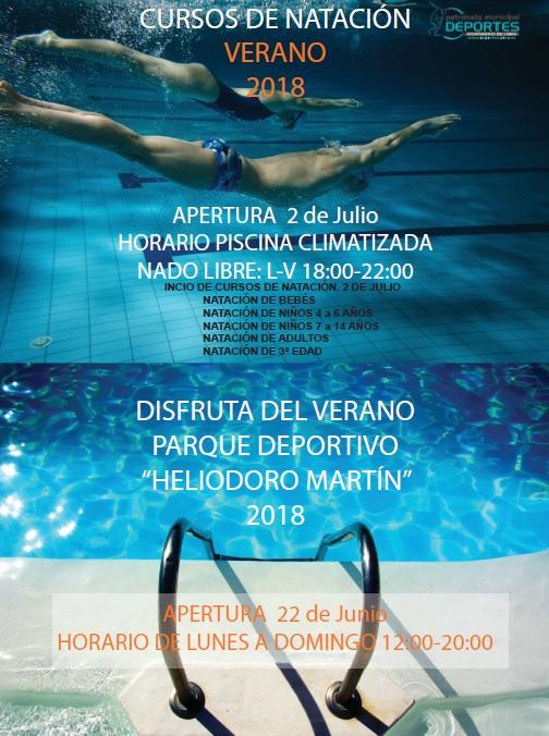 Por lo que respecta a las Piscinas del Parque Deportivo Heliodoro Martín 29bef4c4e8edb